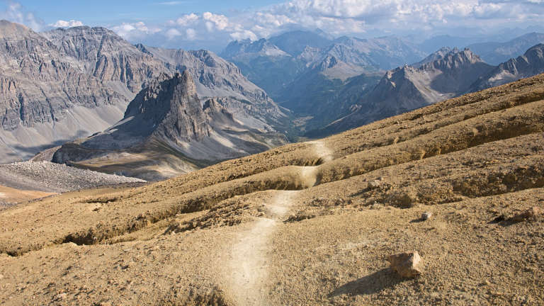 Chemin du Mont Thabor